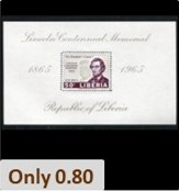 Abraham Lincoln on Stamps